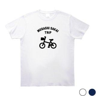 武蔵境Tシャツ#7 レンタサイクルTシャツ
