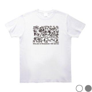 武蔵野100年後Tシャツ