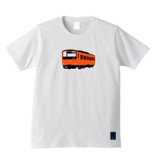 JR中央線 Tシャツ