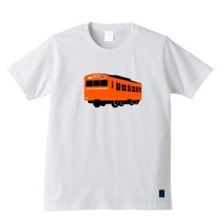 国鉄中央線 Tシャツ