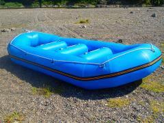レンタル ラフティングボート