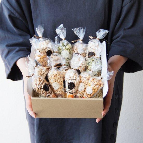 ポン菓子15本詰め合わせ