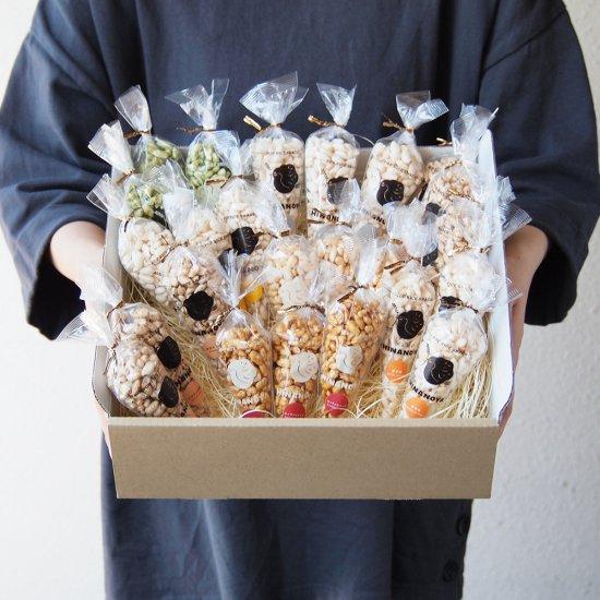 ポン菓子24本詰め合わせ