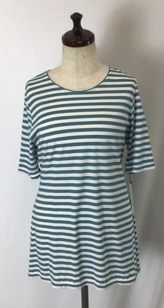 ☆新商品☆デザイン Tシャツ ボーダー カットソー 綿100%