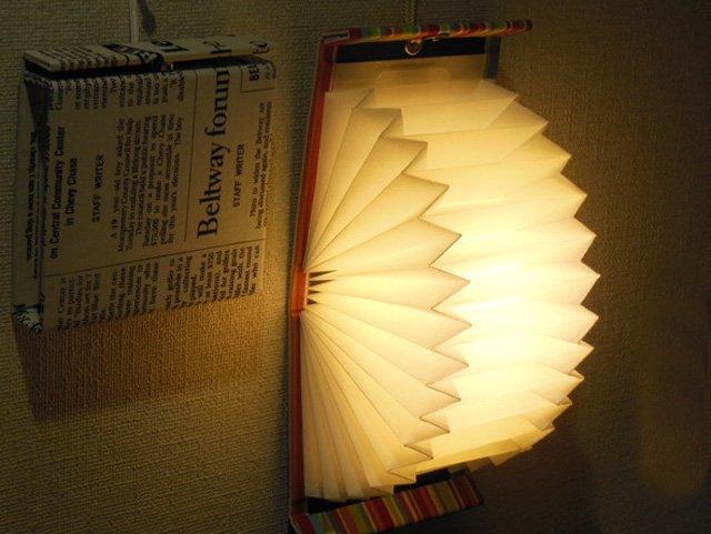 JAVA-Light(ジャバライト) 本体のループ紐を使えば壁に吊るして使用することも可能です。