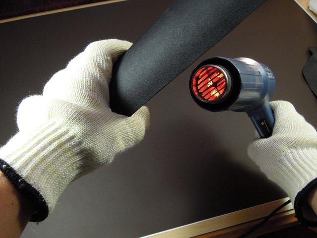 耐熱グローブ カイダック成型の必需品