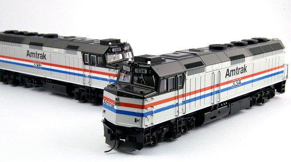 KATO USA EMD F40PH FHASEⅢ ESU ...
