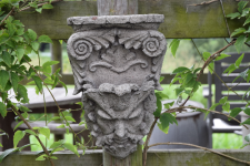 OLD GREENMAN PLANTER