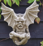 HORNS GARGOYLE PLAQUE <img class='new_mark_img2' src='//img.shop-pro.jp/img/new/icons51.gif' style='border:none;display:inline;margin:0px;padding:0px;width:auto;' />