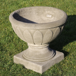 DISTRESSED HIGHFIELD URN