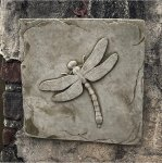 PQD29 DRAGONFLY PLAQUE