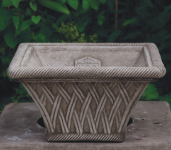SQUARE BASKET POT