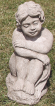 ST109 THINKING CHERUB