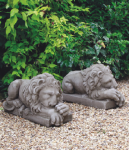 SLEEPING LIONS (PAIR) <img class='new_mark_img2' src='//img.shop-pro.jp/img/new/icons51.gif' style='border:none;display:inline;margin:0px;padding:0px;width:auto;' />