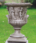 SMALL ITALIAN URN <img class='new_mark_img2' src='//img.shop-pro.jp/img/new/icons51.gif' style='border:none;display:inline;margin:0px;padding:0px;width:auto;' />