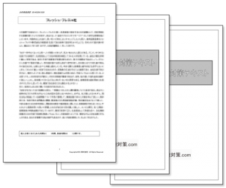 分析発表演習課題(B)・解答例付き+対策テキスト2点【購入特典あり】