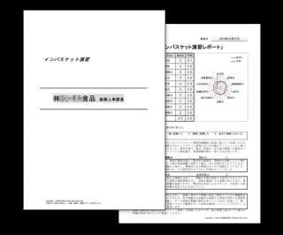 インバスケット演習課題(A)・フィードバックサービス1回付き(対策テキスト付き/なしをお選び下さい)