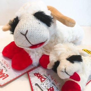 LAMB CHOP dog toy Large (ラージサイズ ラムチョップ ドッグトーイ)