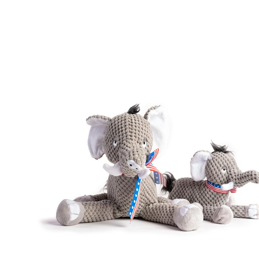 <img class='new_mark_img1' src='https://img.shop-pro.jp/img/new/icons10.gif' style='border:none;display:inline;margin:0px;padding:0px;width:auto;' />fab dog Standing Elephant (Small)ゾウさん