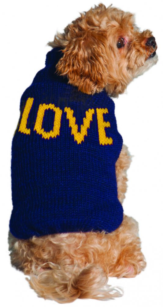 <img class='new_mark_img1' src='https://img.shop-pro.jp/img/new/icons14.gif' style='border:none;display:inline;margin:0px;padding:0px;width:auto;' />Chilly Dog - Alpaca Love sweater(S)-(M) 小-中型犬サイズ