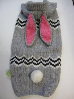 (XS)Bunny Hoodie -Chilly Dog