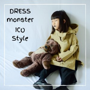 <img class='new_mark_img1' src='https://img.shop-pro.jp/img/new/icons14.gif' style='border:none;display:inline;margin:0px;padding:0px;width:auto;' />DRESS MONSTER-ドレスモンスター-アノラックサファリ