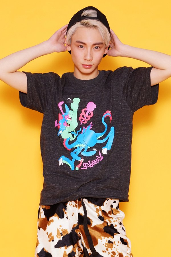 Psychedelic Saulus Tシャツ