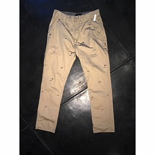 10DEEP cotton pants
