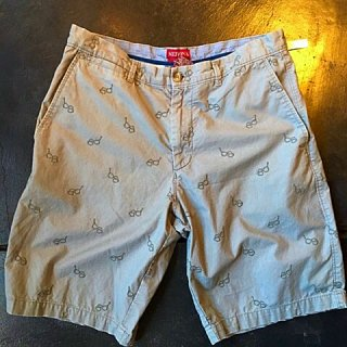 EYE GLASS COTTON SHORTS