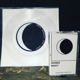 Zoomo/Night Cassette Tape+Records Set (Special Edition Cassette Tape & Flexidisc Bundle)