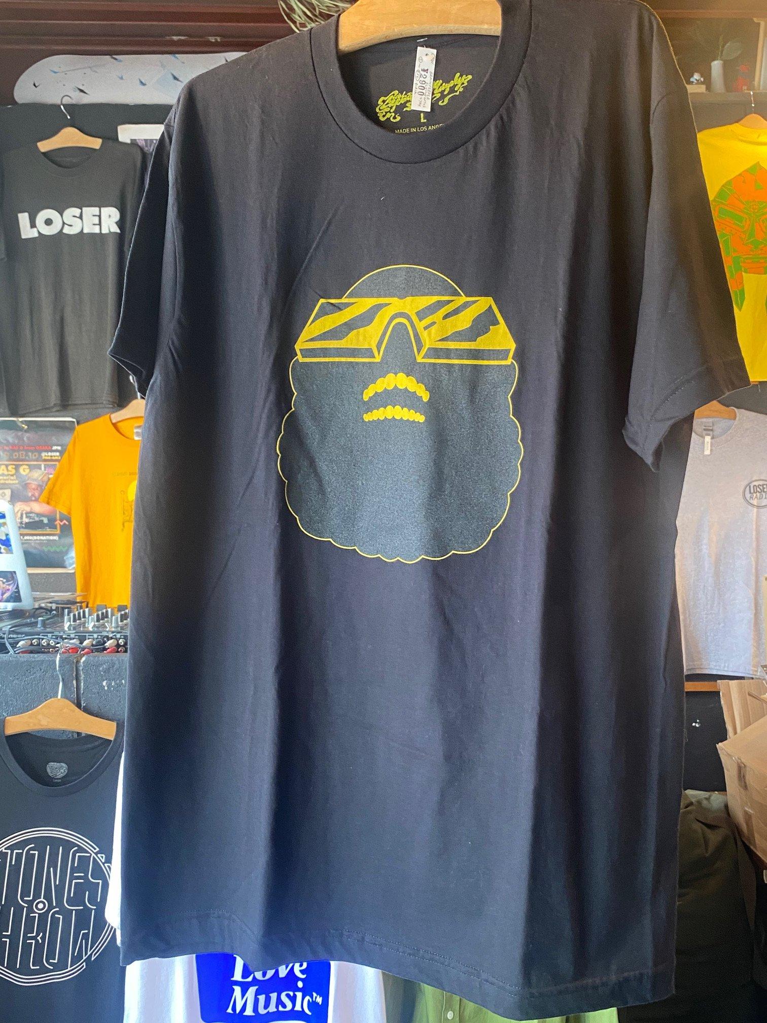 CAPTAIN MURPHY キャプテンマーフィーLOGO T Shirts(BRAINFEEDER/FLYING LOTUS)!!!