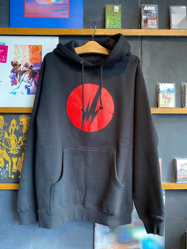 BRAINFEEDER hooded sweat parker