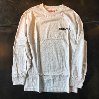 Anticon Long sleeve T shirts