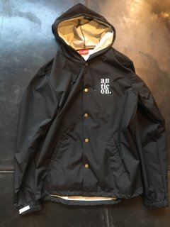 Anticon Records Nylon Coach Jacket