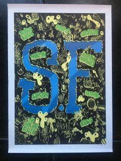 SF Poster Brainfeeder