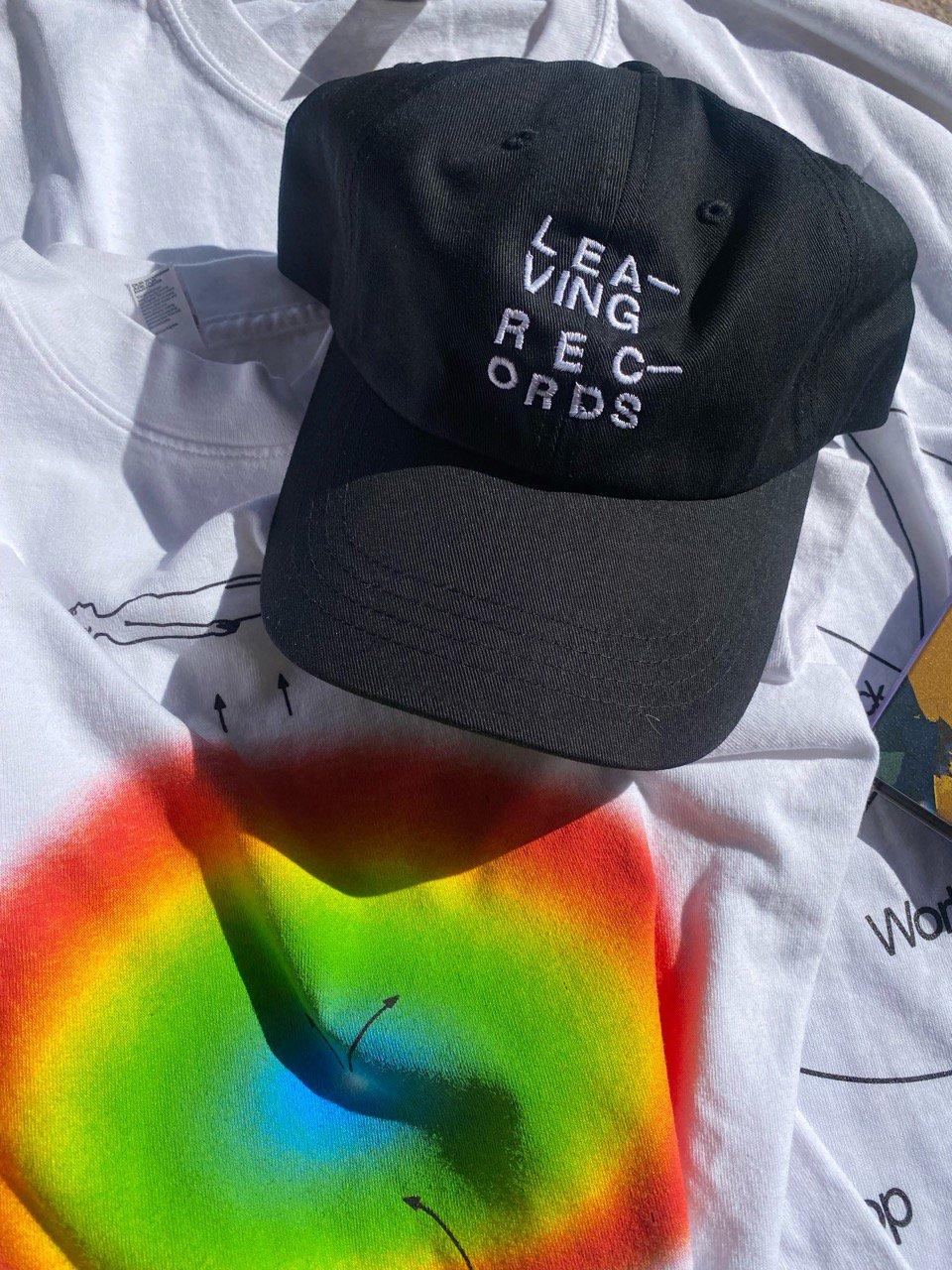 Leaving Records Cotton Cap