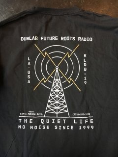 DUBLAB (LA) x THE QUIET LIFE Collaboration T shirts (Limited)