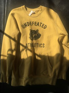 USED SWEAT /UNDEFEATED
