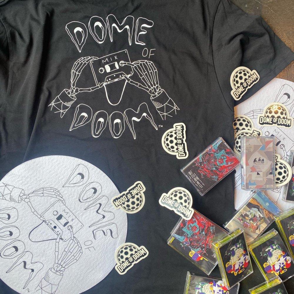 Dome Of Doom T shirts