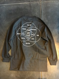 Leaving Records / Long sleeve T