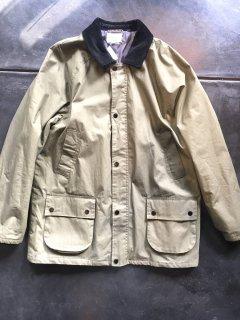 Cotton Jacket coat / Used 状態良し