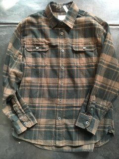 Cotton Nel Shirts / Used