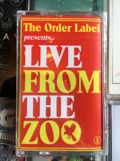the order label presents...LIVE FROM THE ZOO