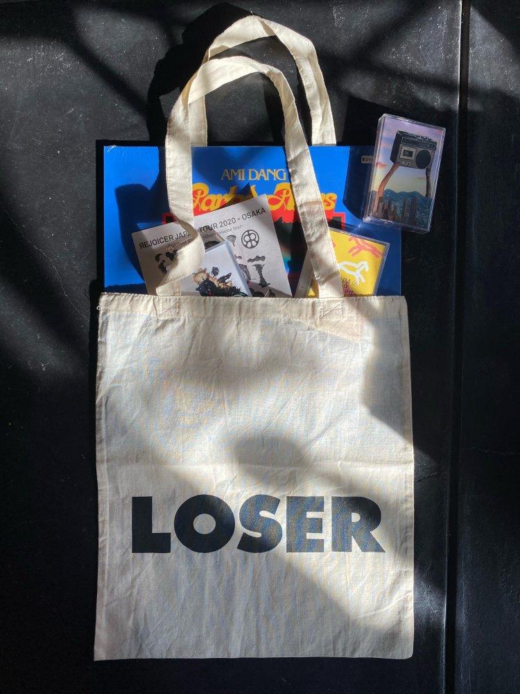 LOSER TOTE BAG / NEW