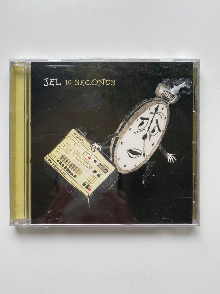 JEL / 10 seconds   新品未開封