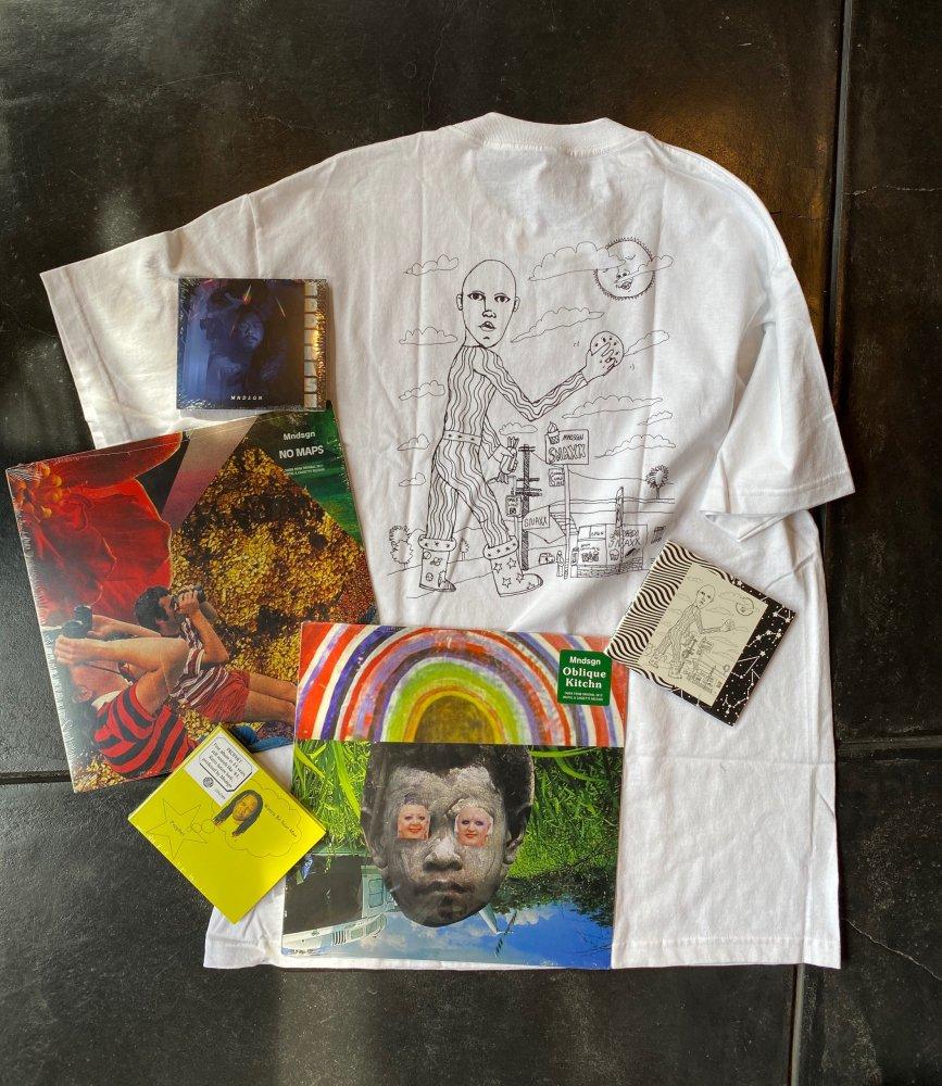 MNDSGN/ SNAXX T shirts