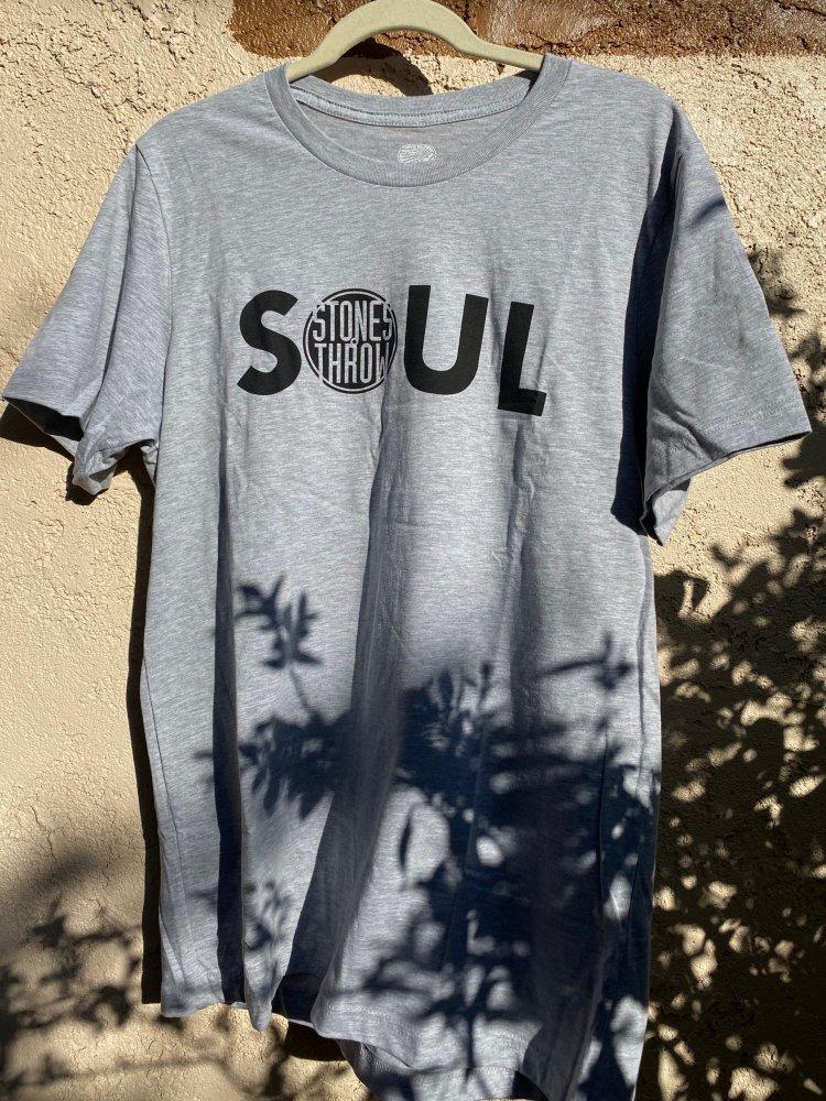 Stones throw SOUL Logo T shirts / new