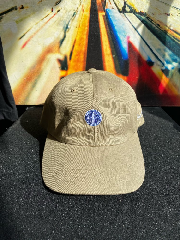 Stones Throw Cotton CAP