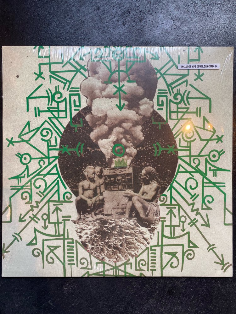 RAS G  Down2earth vol.2 LP