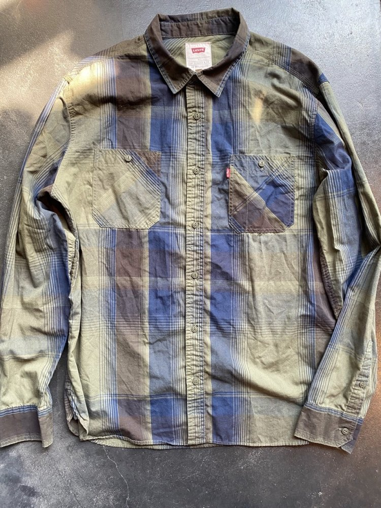 USED LEVI'S Cotton Shirts